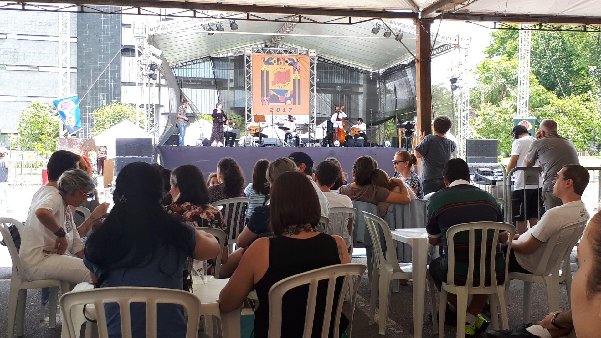 Curitiba Jazz Festival reúne público de todas as idades neste fim de semana
