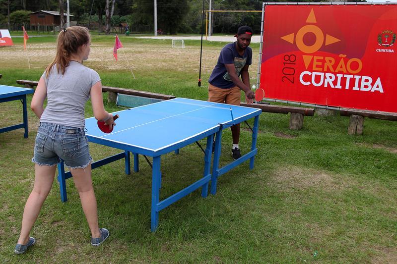 Parques de Curitiba têm atividades de esporte e lazer durante o verão