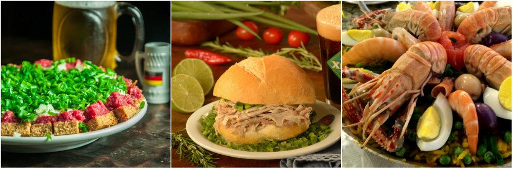Conheça os pratos preferidos da clientela nos restaurantes mais antigos de Curitiba