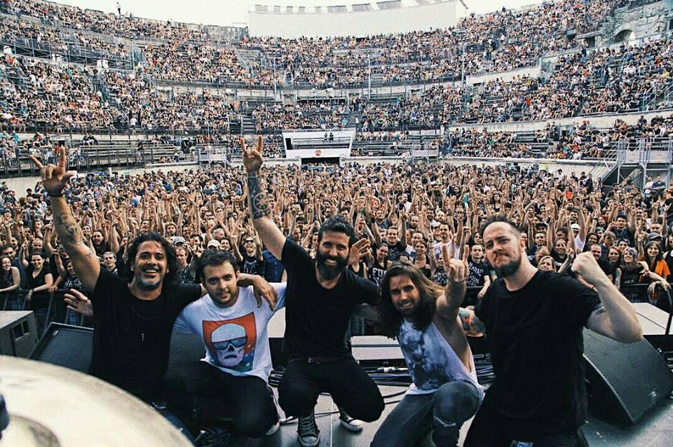 Conheça a banda startup brasileira que vai abrir os shows do Foo Fighters e QOTSA