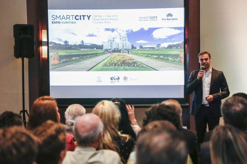 Assinante da Gazeta do Povo tem a chance de ir ao Smart City Expo Curitiba de graça