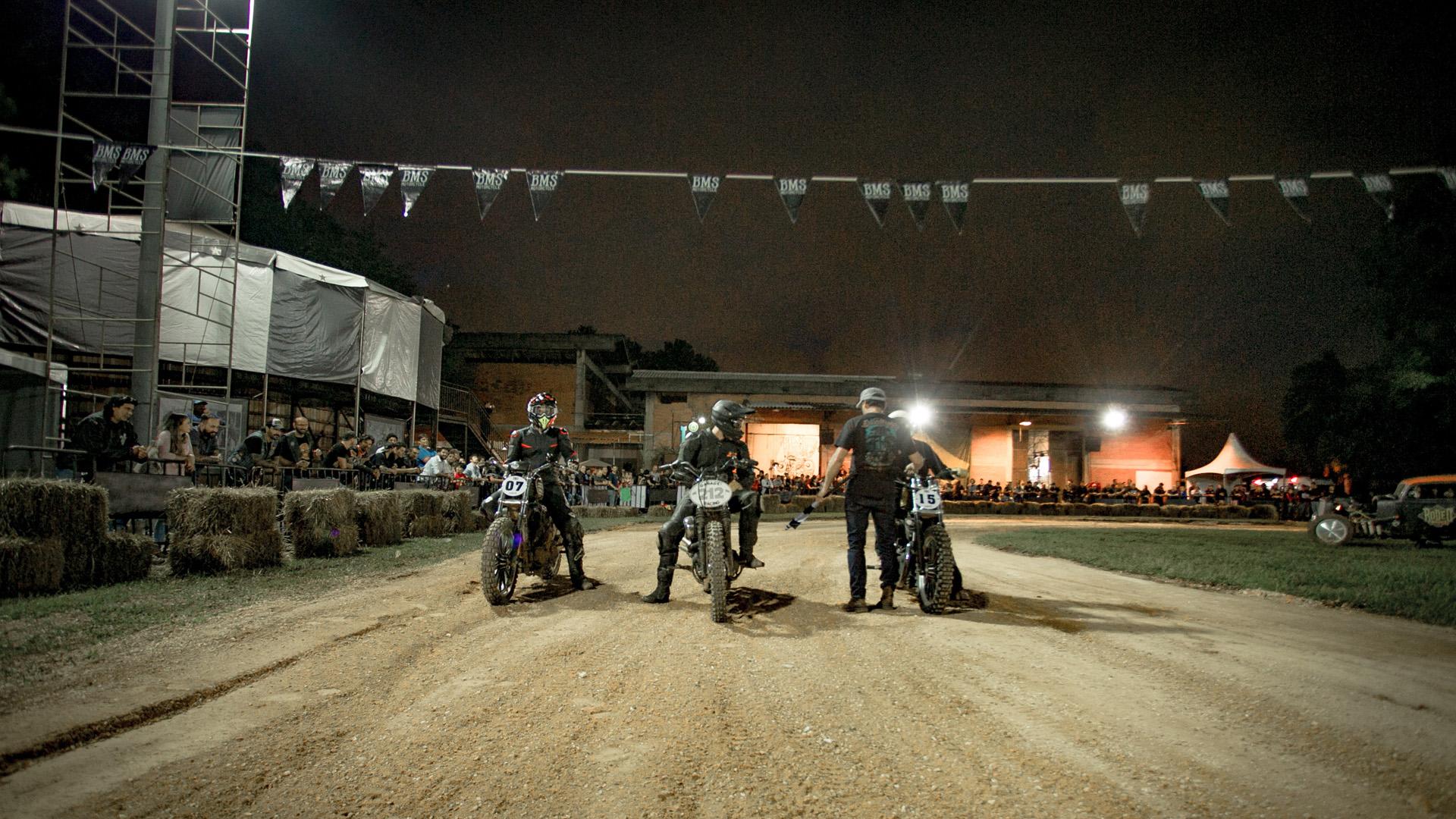 Curitiba agora tem pista de Dirty Track para entusiastas do motociclismo