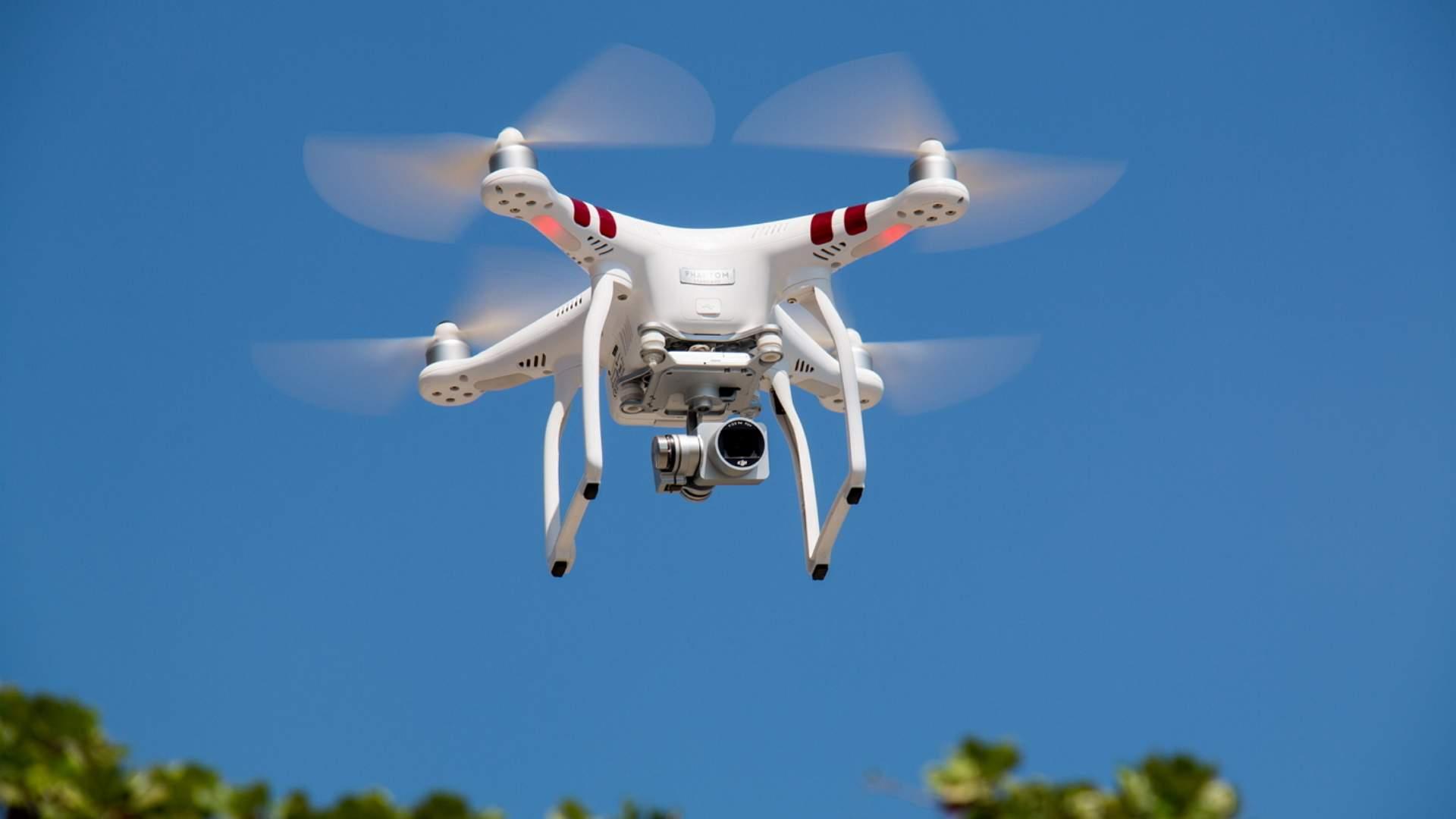 Corrida de drones é uma das atrações deste fim de semana em Curitiba