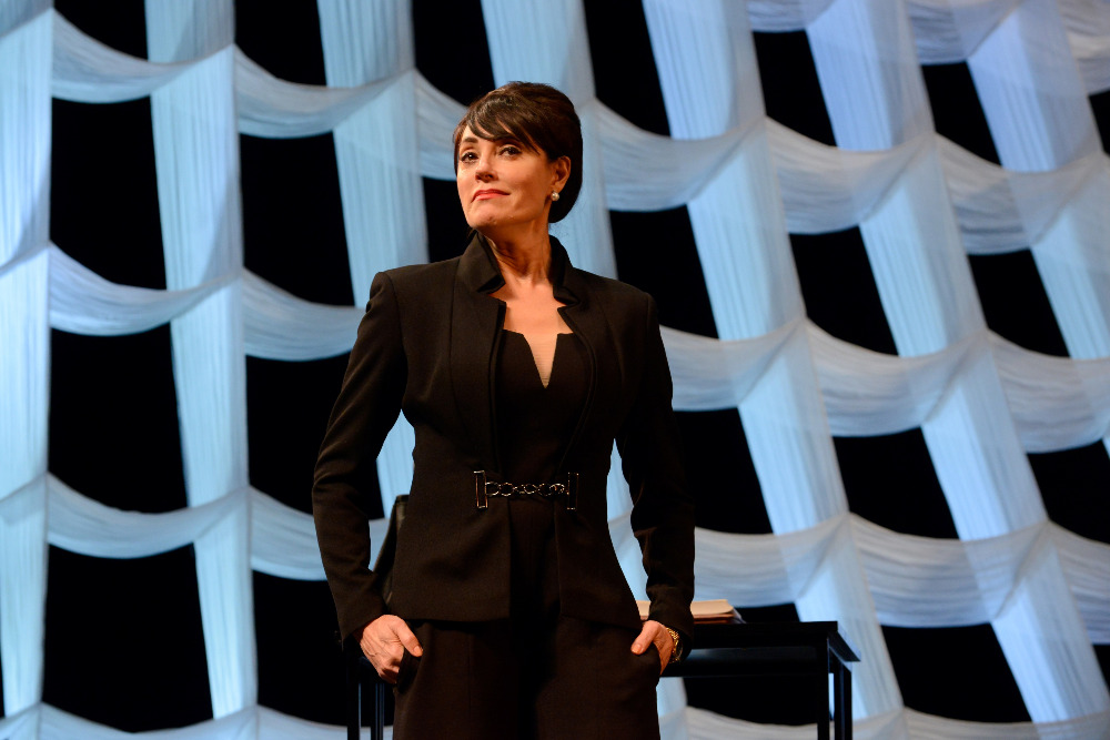 Christiane Torloni vive diva Maria Callas na peça Master Class