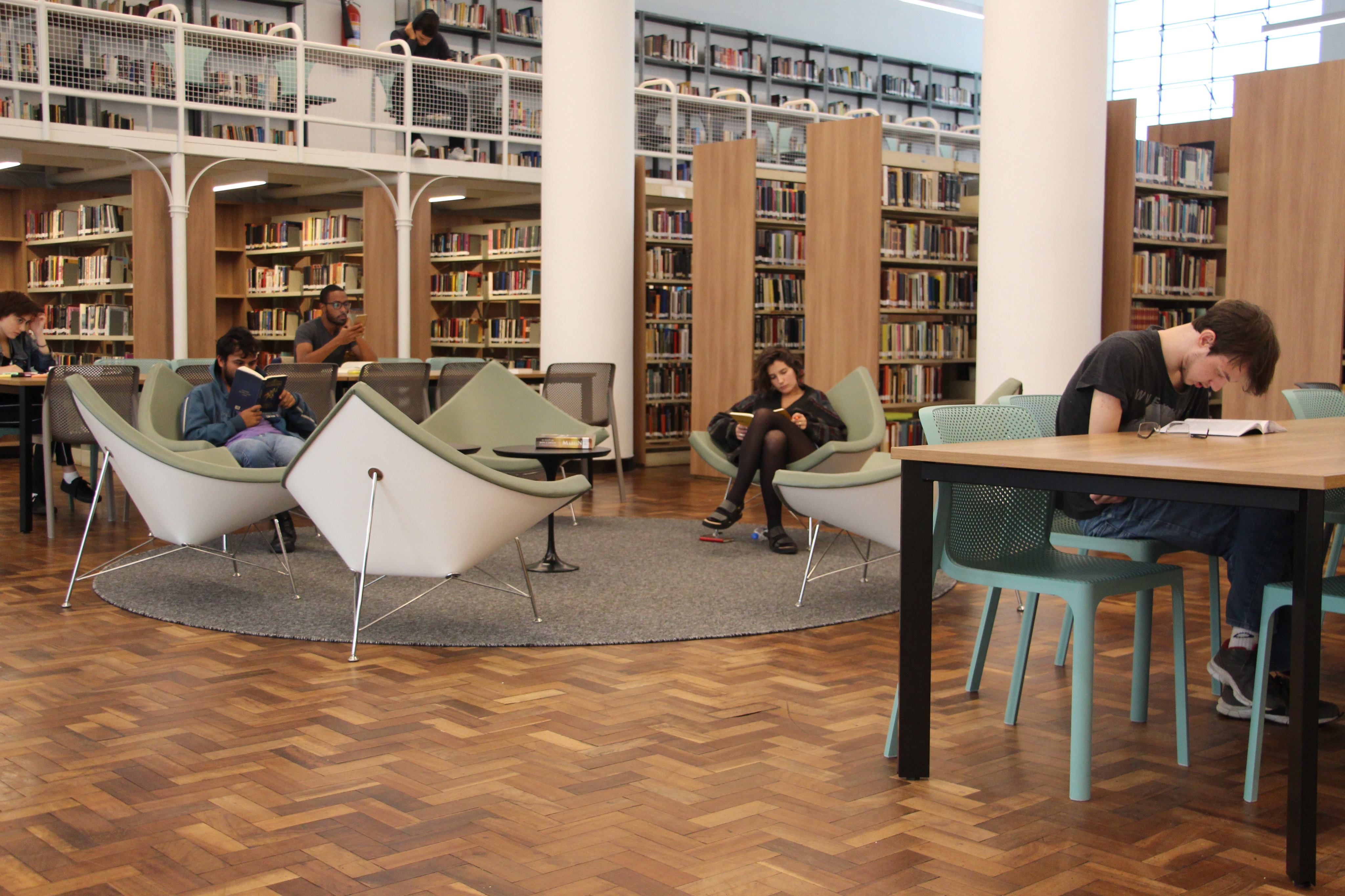 Com consulta digitalizada e Wi-Fi, Biblioteca Pública está na penúltima fase de modernização