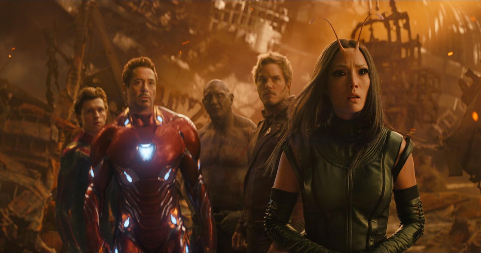 Novo filme dos Vingadores chega aos cinemas nesta semana
