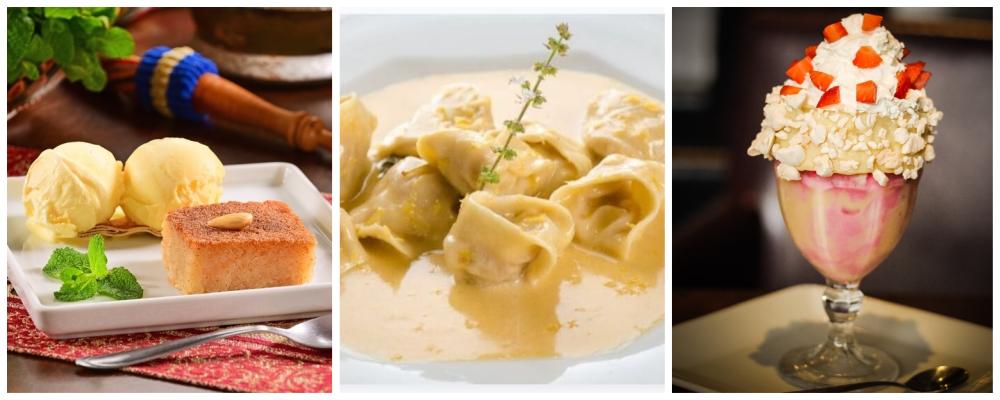 Restaurantes com mimos e menus especiais para levar a mãe no domingo