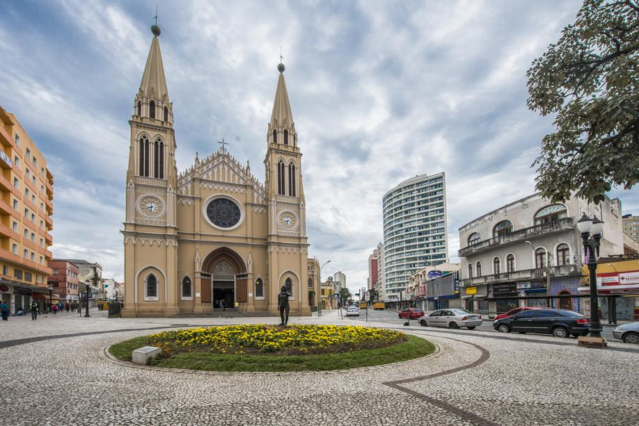 Corais fazem apresentação gratuita na Catedral de Curitiba em Festival Italiano