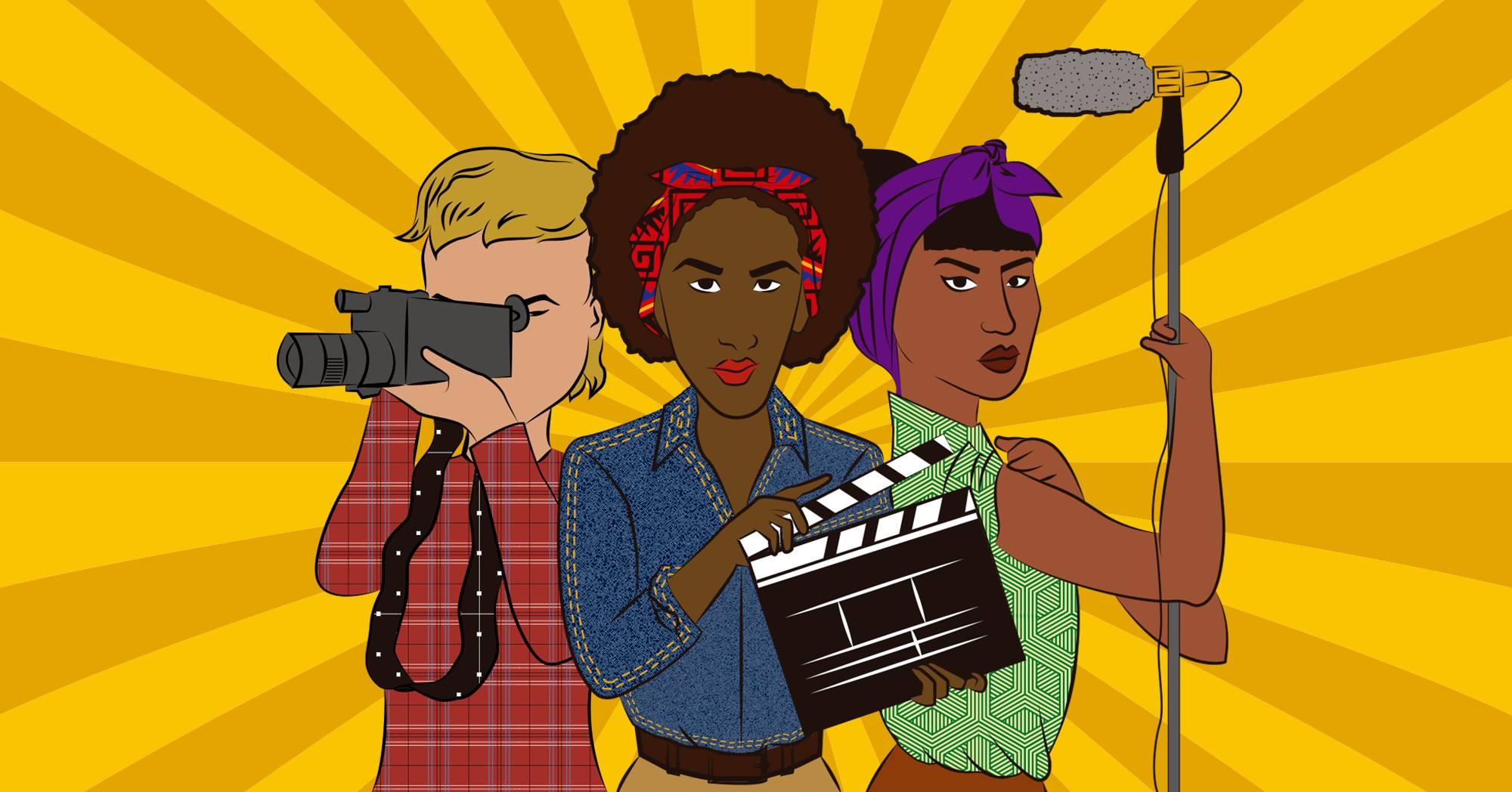 Feito só por mulheres: mostra de cinema tem programação gratuita neste sábado (9)