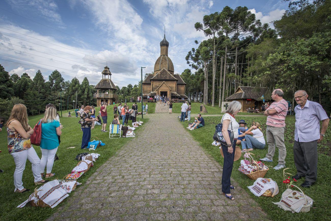 Parques de Curitiba têm museus e memoriais para todos os gostos