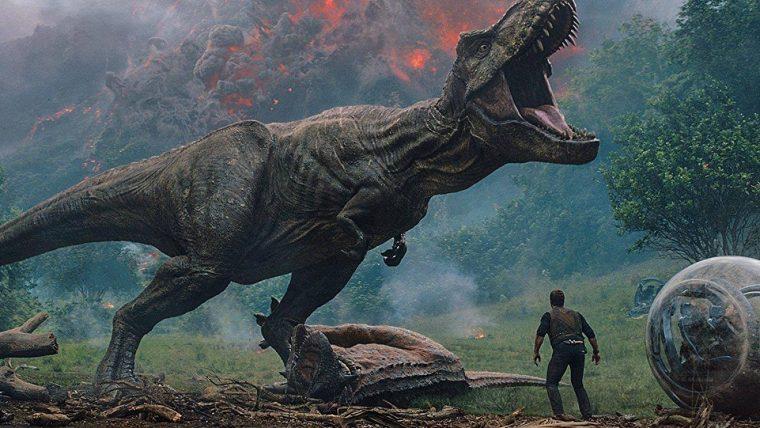 Jurassic Park completa 25 anos e dinossauros voltam aos cinemas esta semana