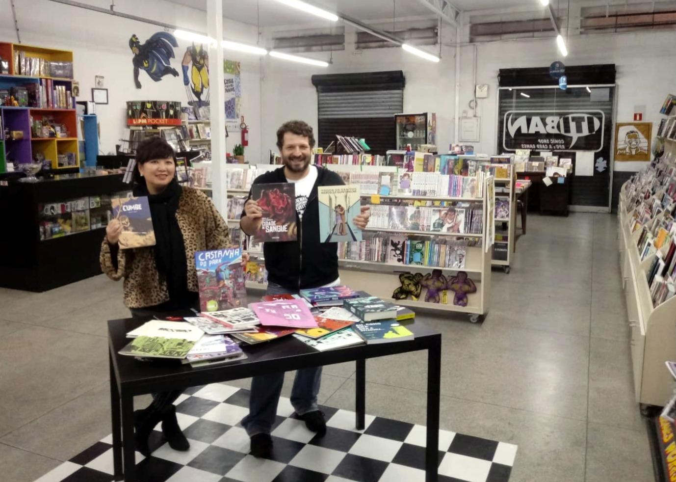 Bienal de Quadrinhos 2018 terá nata dos quadrinistas brasileiros