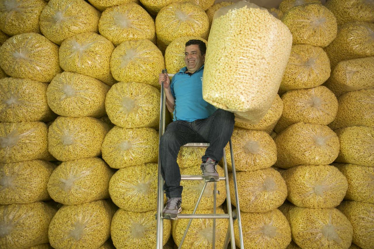 Festa da Pipoteca vai distribuir de graça o equivalente a 4 mil pacotes de salgadinho
