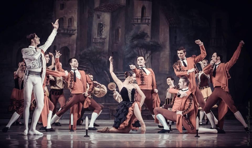Queridinho dos curitibanos, o Kiev Ballet está de volta à cidade