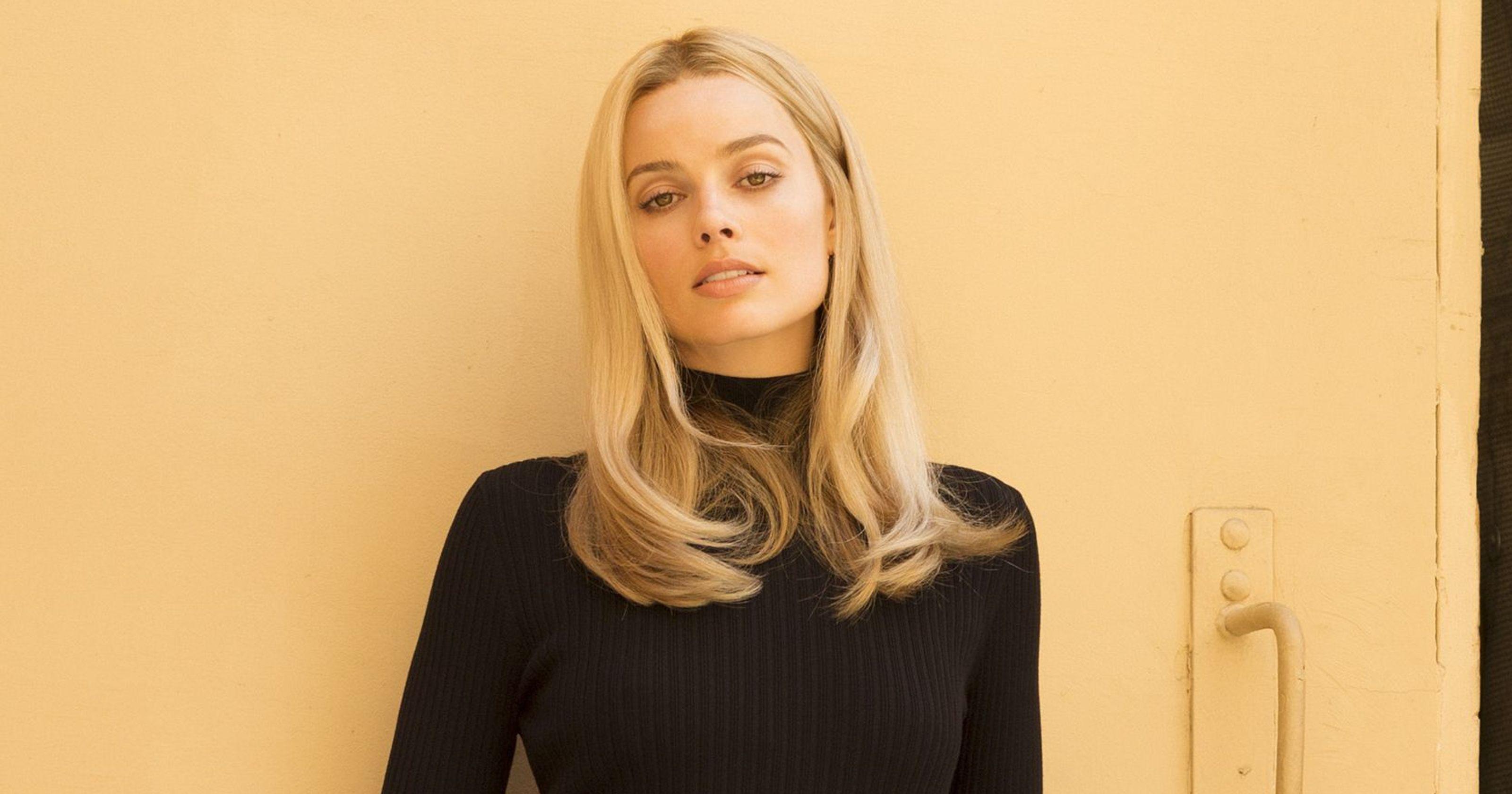Margot Robbie divulga primeira imagem como Sharon Tate no novo filme de Tarantino