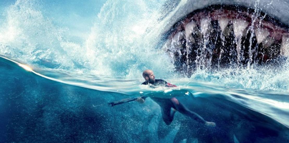 Adora filmes com monstros gigantes? Assista ao Megatubarão