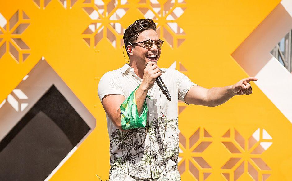 Prepare os óculos escuros – festival terá show do Wesley Safadão até o amanhecer