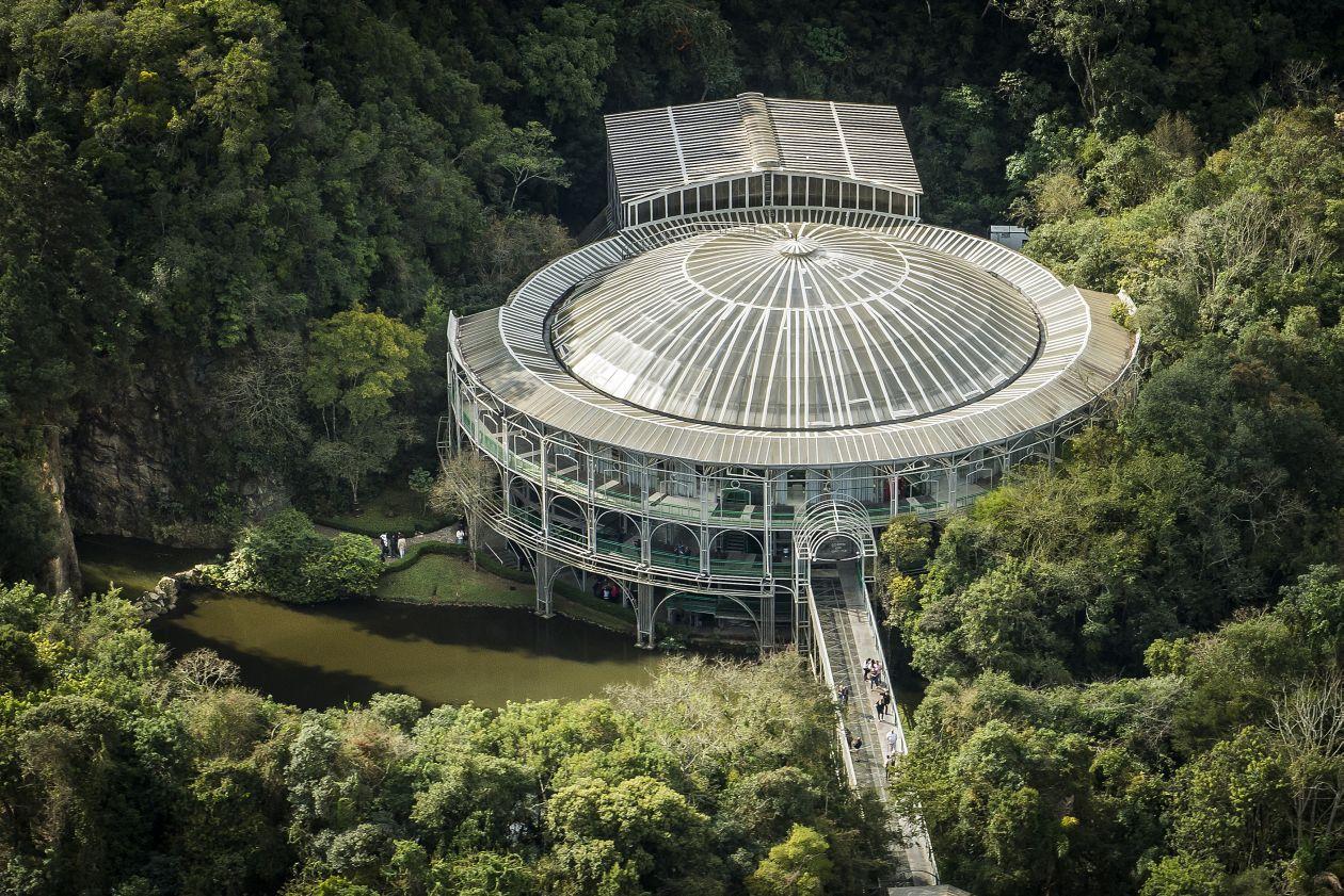 Ópera de Arame vai ganhar primeiro teleférico de Curitiba