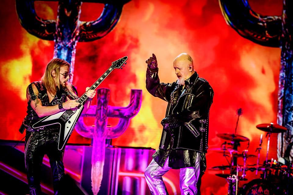 """""""Um show do Judas Priest é um acontecimento"""", diz guitarrista"""