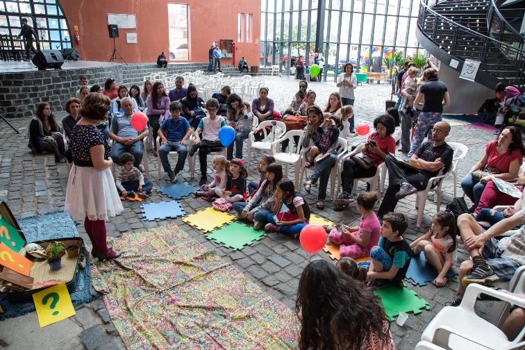 Centro Histórico Divertido terá brincadeiras e oficinas para crianças neste sábado