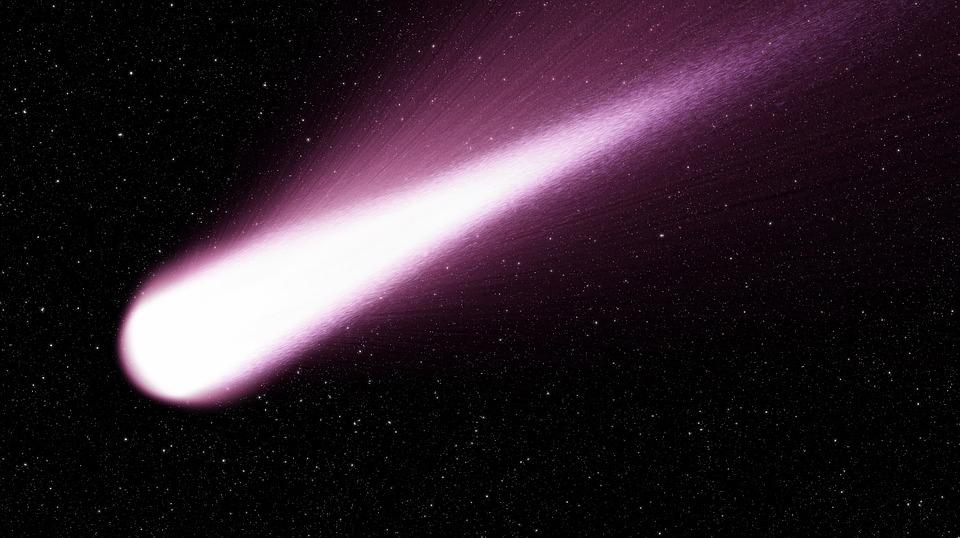 Planetário digital promove sessão sobre origem dos cometas