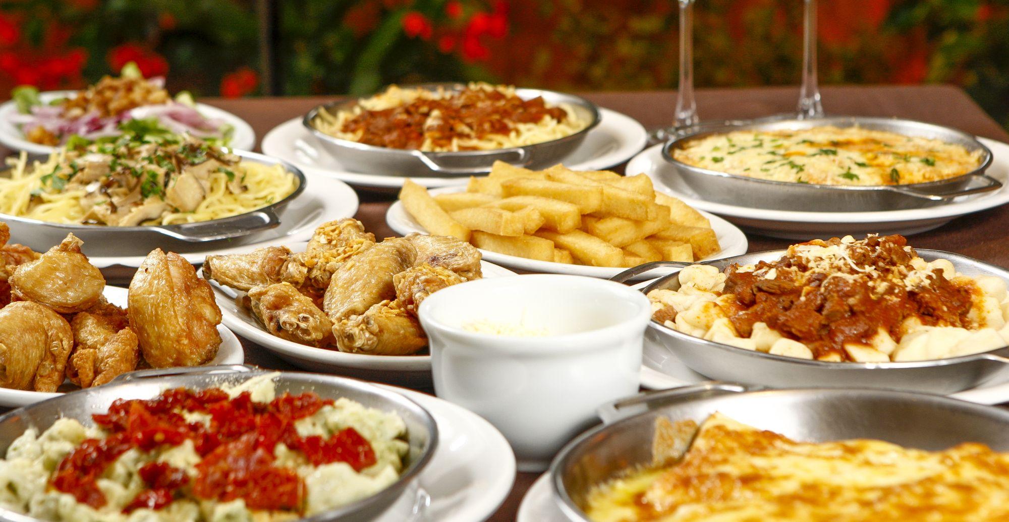 O melhor da gastronomia italiana no Madalosso com 20% de desconto