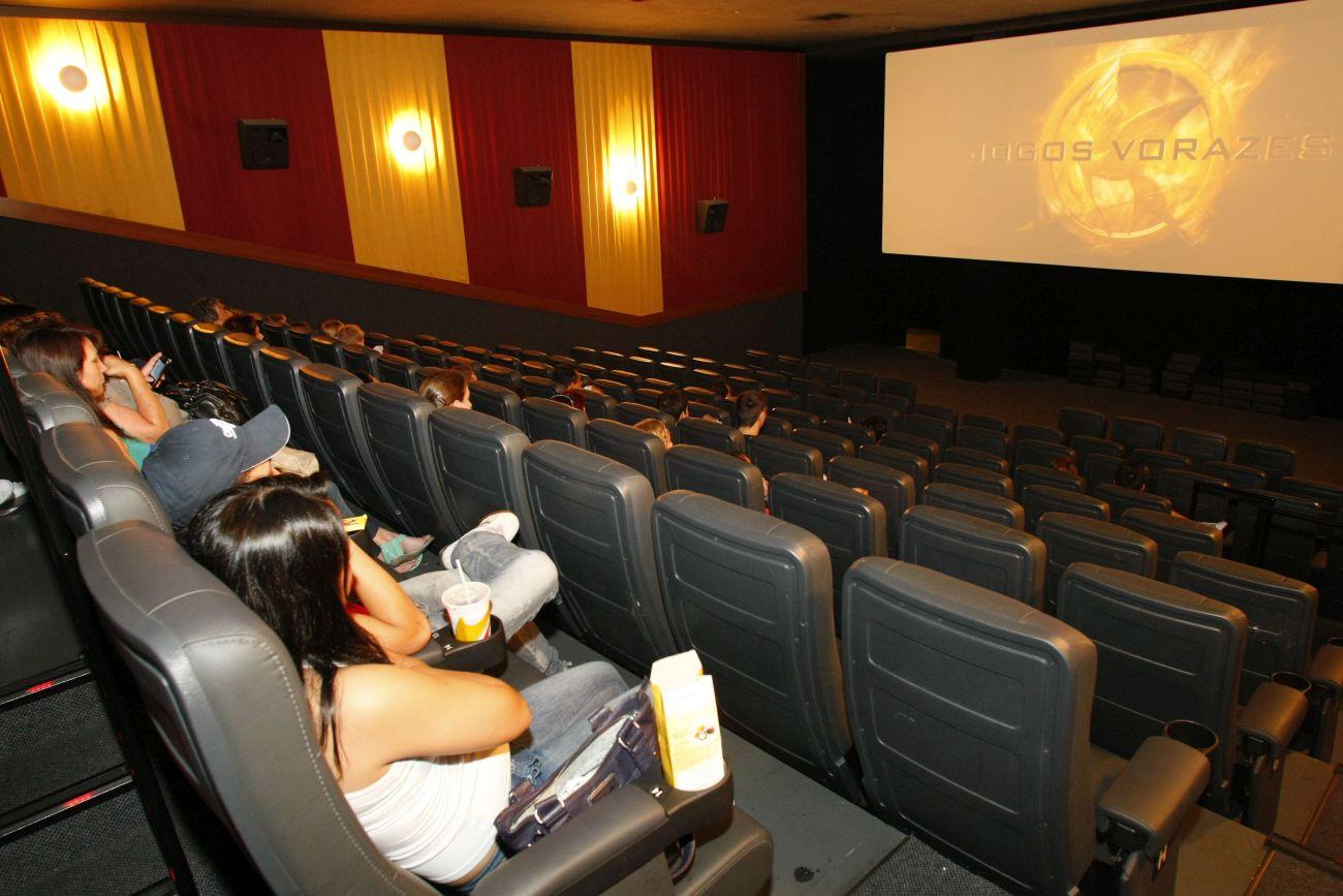 Black Friday tem cinema a R$ 5 em Curitiba