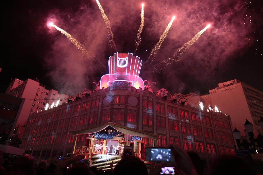 Cinco curiosidades sobre o Natal do Palácio Avenida que começa nesta sexta (30)