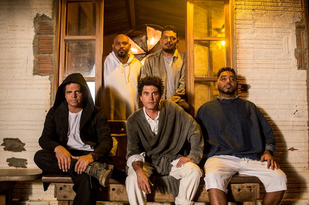 Cordel do Fogo Encantado faz show após pausa de oito anos