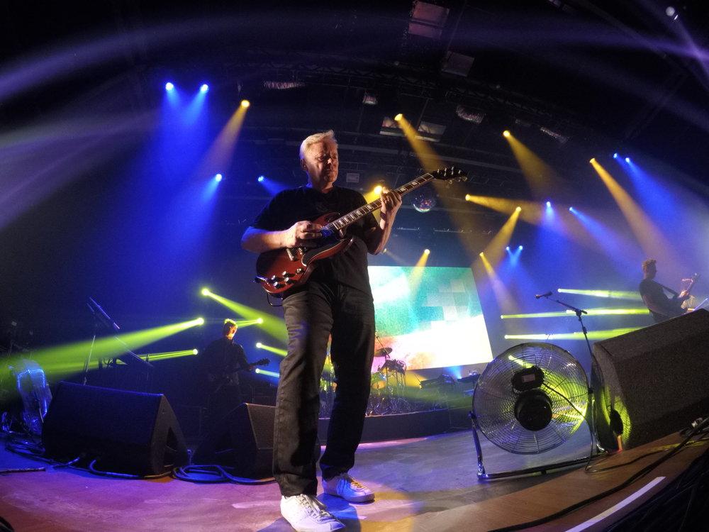 Como foi o show do New Order em Curitiba