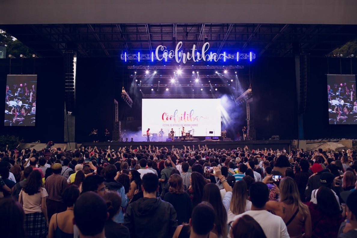 Festival Coolritiba 2019 ganha mais um dia e anuncia line-up