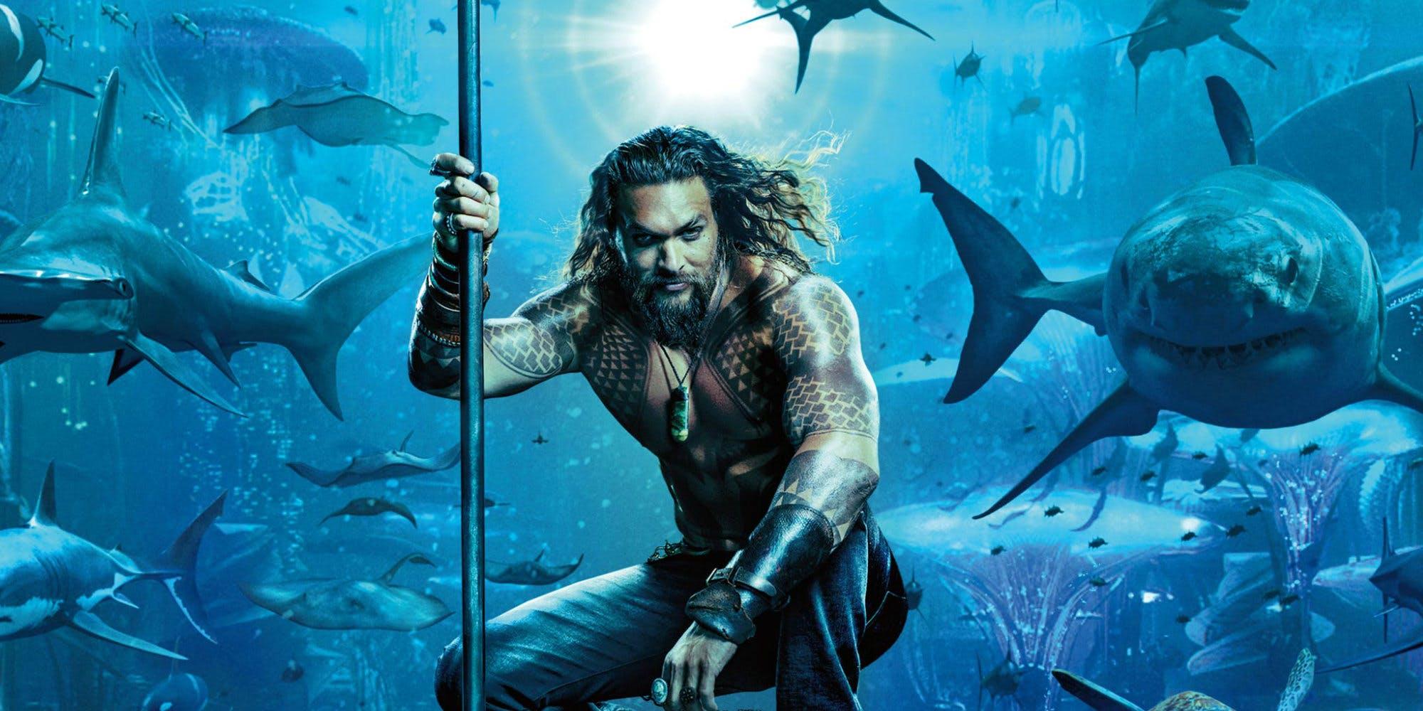 Aquaman: estreia revela a origem do super-herói da DC Comics