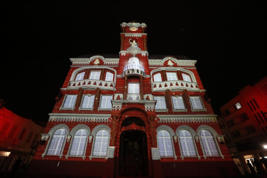 Natal no Paço transforma prédio histórico em conto de Natal