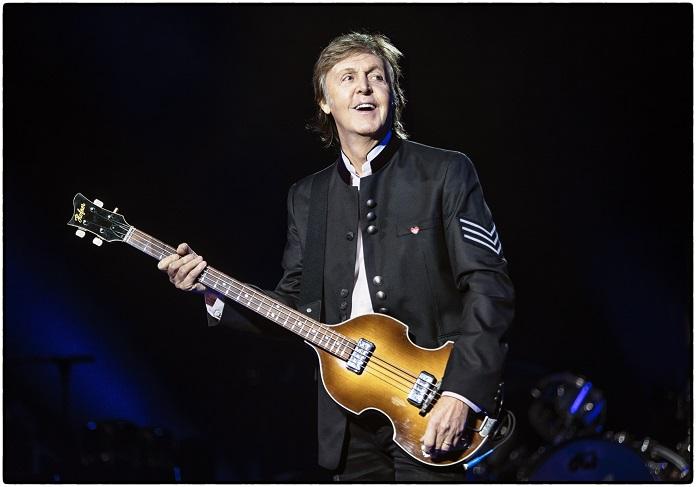 3 setores do show de Paul McCartney em Curitiba estão esgotados