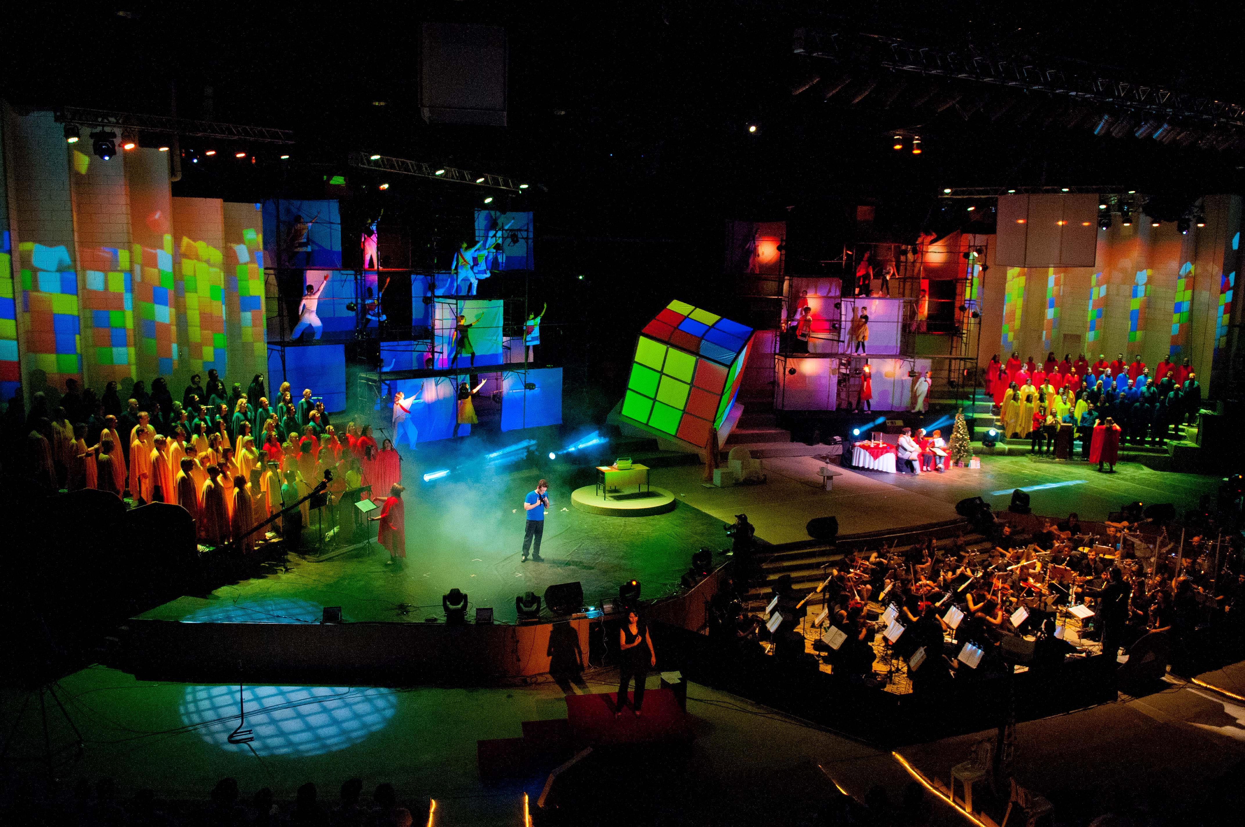 Igreja Batista de Curitiba recebe mega apresentação de Natal