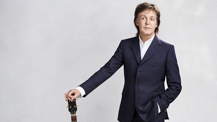 Os bastidores da passagem de Paul McCartney pelos palcos