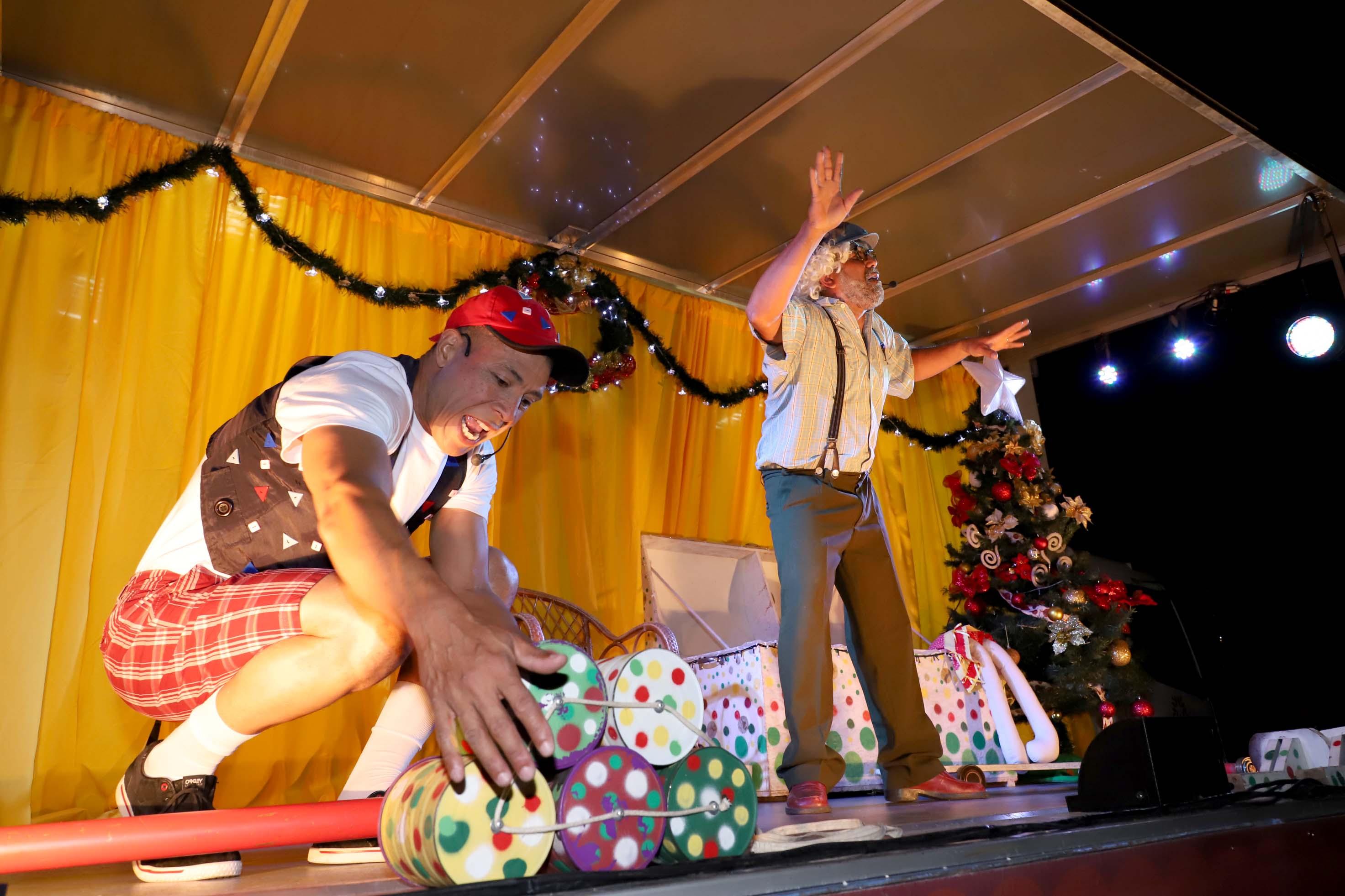 Rui Barbosa recebe peça de Natal gratuita neste fim de semana