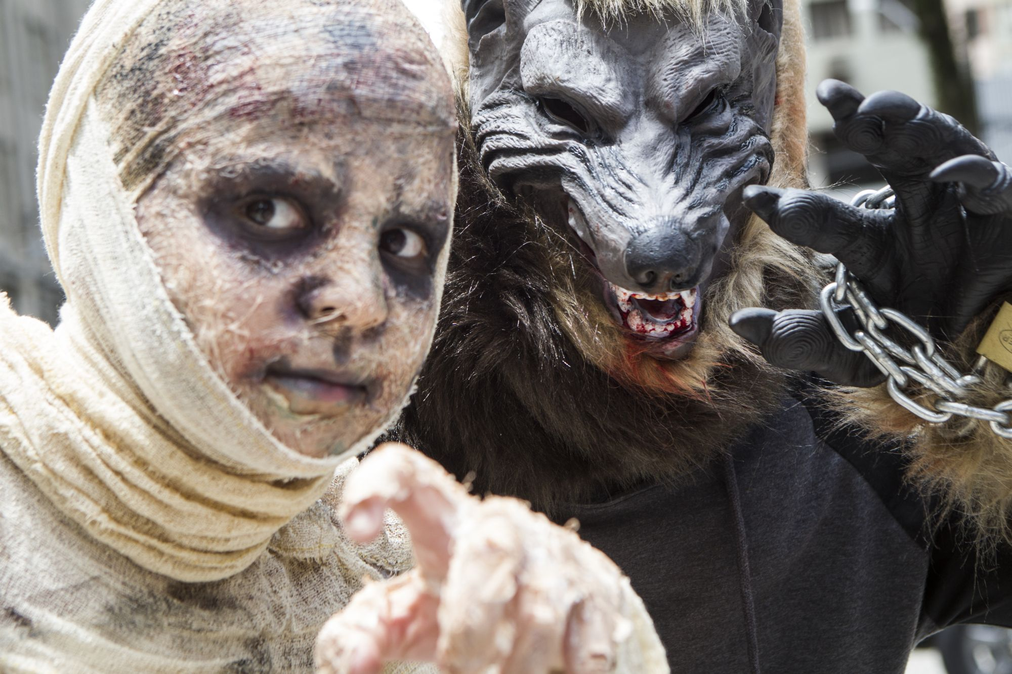 Zombie Walk 2019 tem data marcada