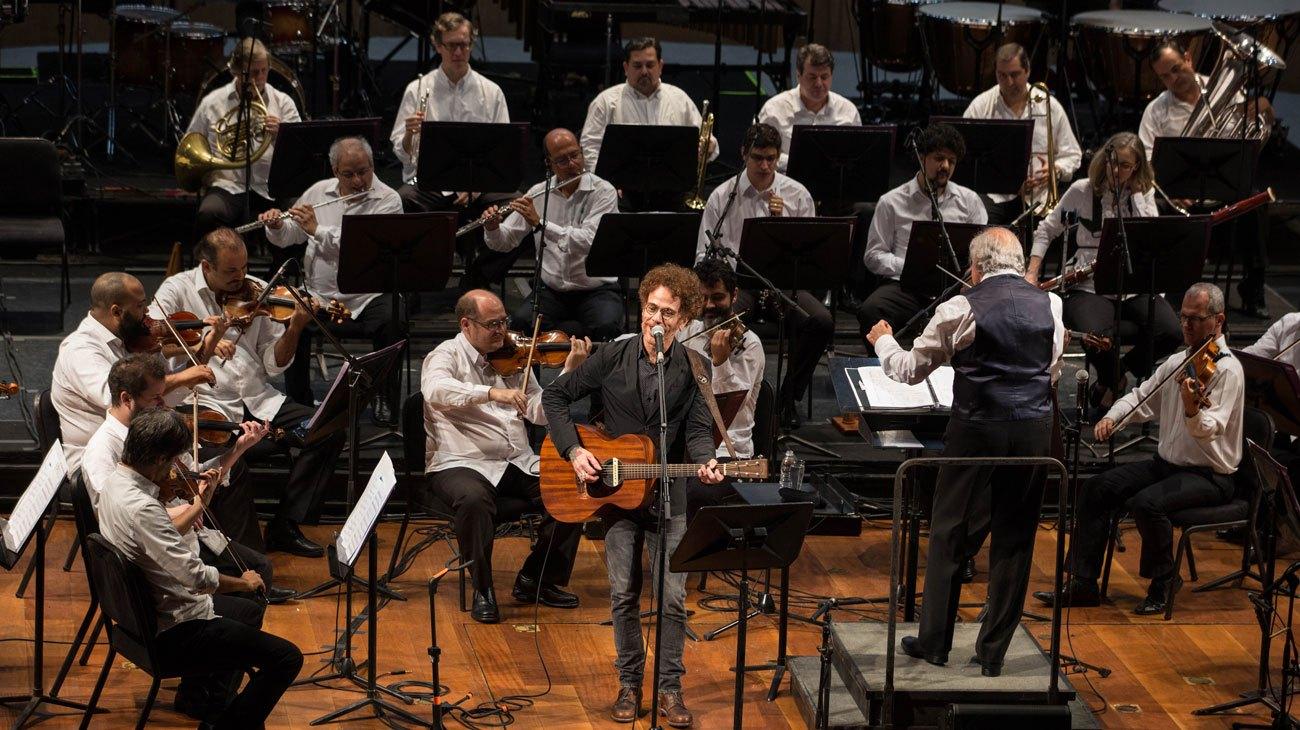 Esta semana você pode ver orquestra com Nando Reis e tomar chope a R$ 5