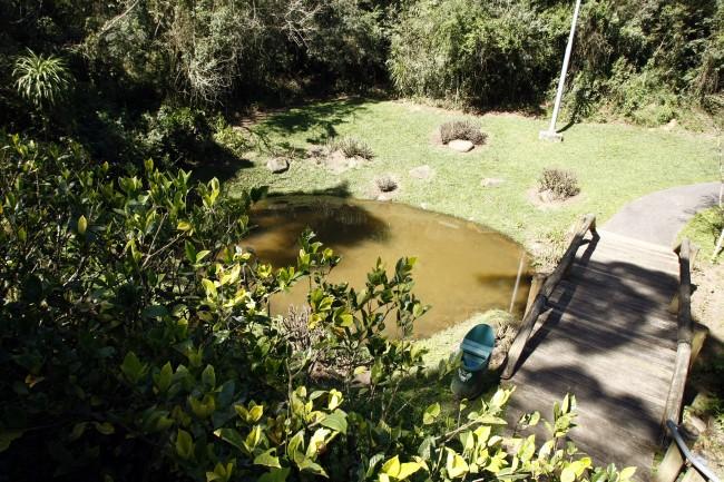 Curitiba tem parque para preservar a nascente do rio Belém