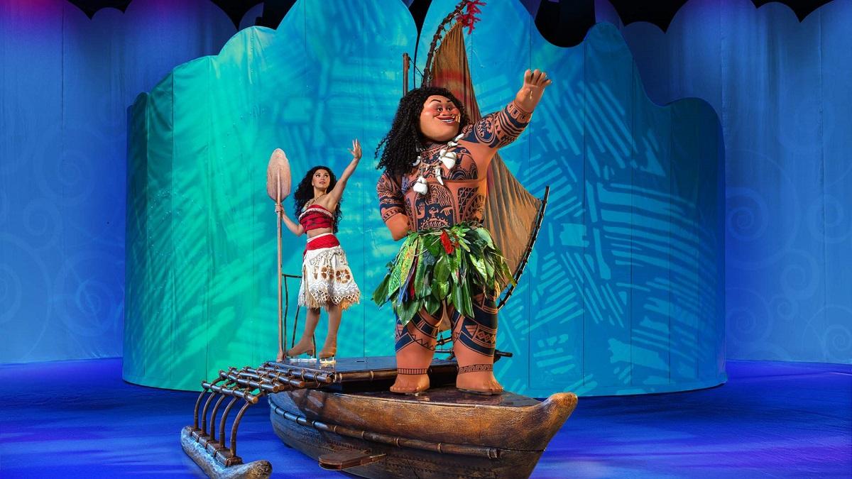 Espetáculo da Disney em Curitiba conta a história de oito princesas