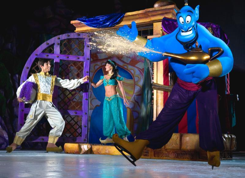 Espetáculo da Disney em Curitiba tem promoção com 50% de desconto