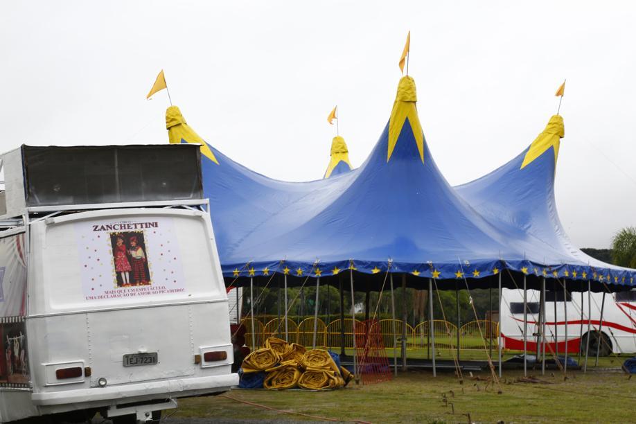 Curitiba tem espetáculos de circo a partir de R$ 10