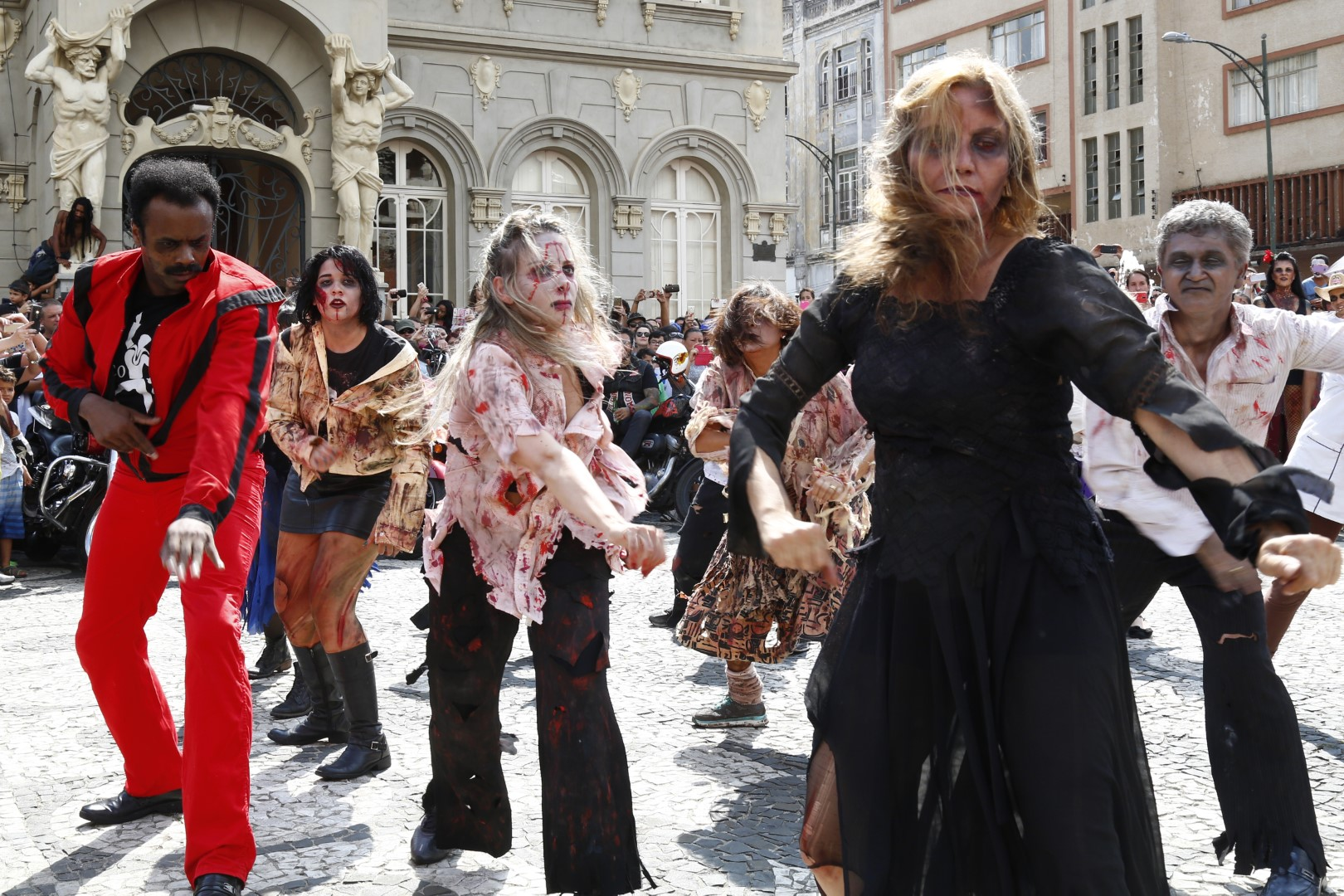 3 eventos para você se preparar para a Zombie Walk 2019