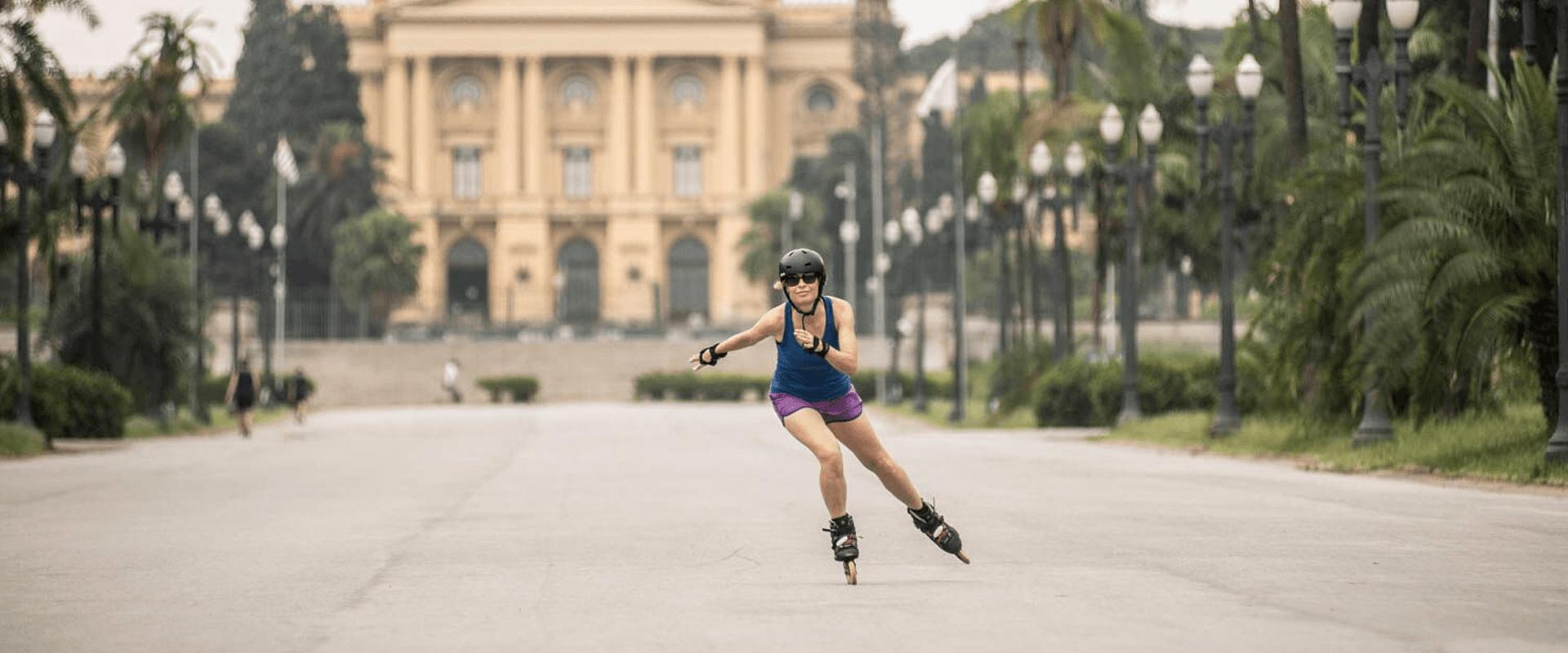 Estrela inglesa da patinação vem dar aulas em Curitiba no próximo fim de semana
