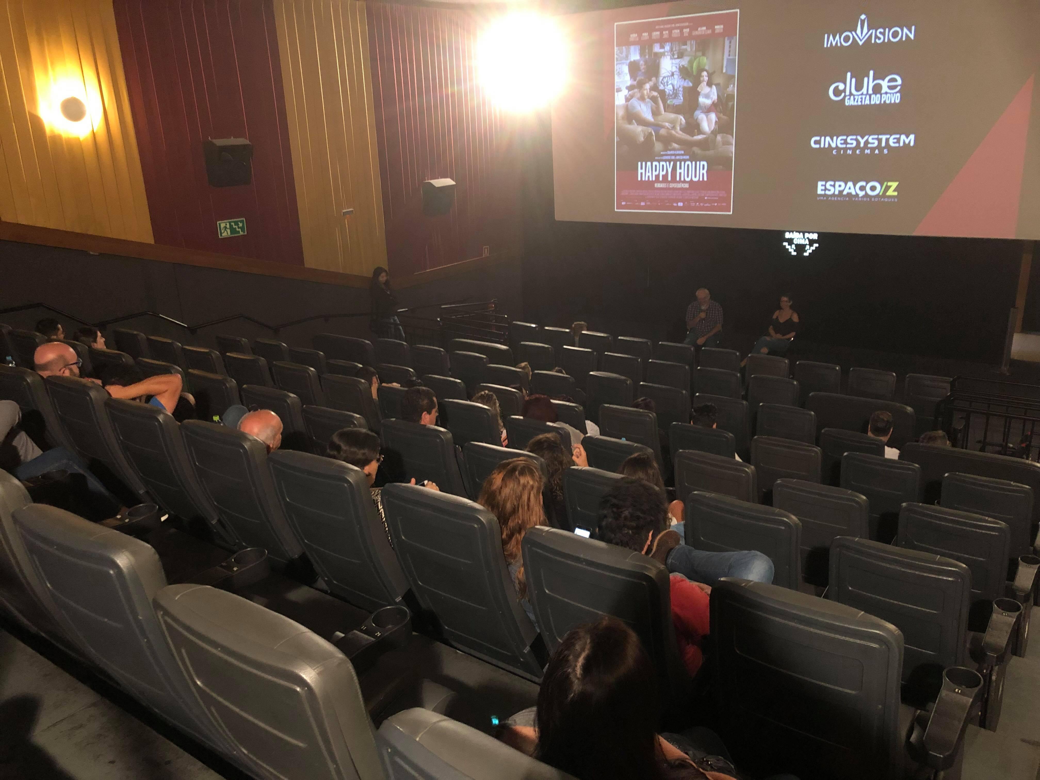 Assinantes da Gazeta do Povo assistem a filme brasileiro antes de estrear nos cinemas