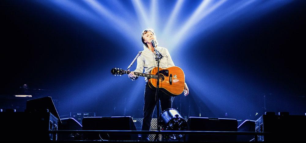 Com ingressos esgotados,  show de Paul McCartney em Curitiba está chegando