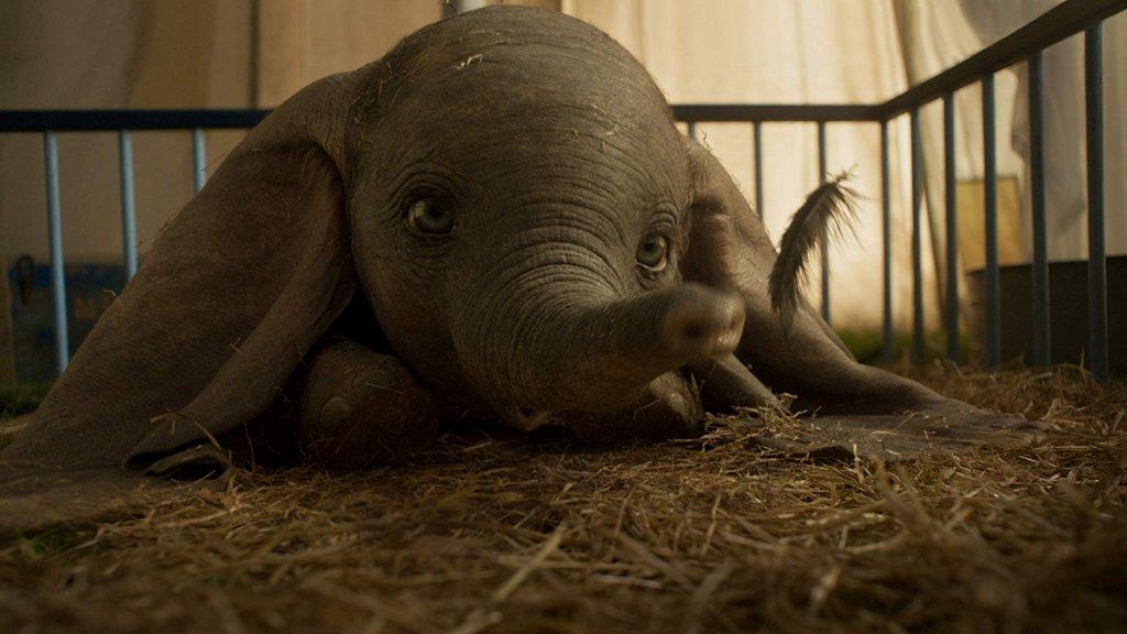 Nova versão de Dumbo, de Tim Burton, é homenagem ao circo