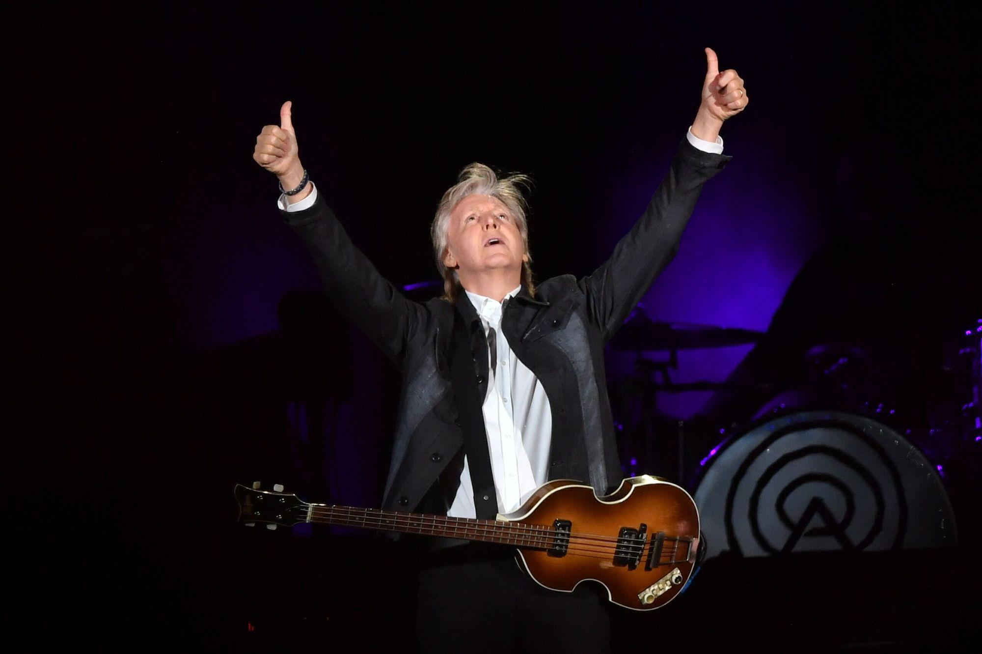 Paul McCartney vai repetir em Curitiba o que apresentou no show de São Paulo?