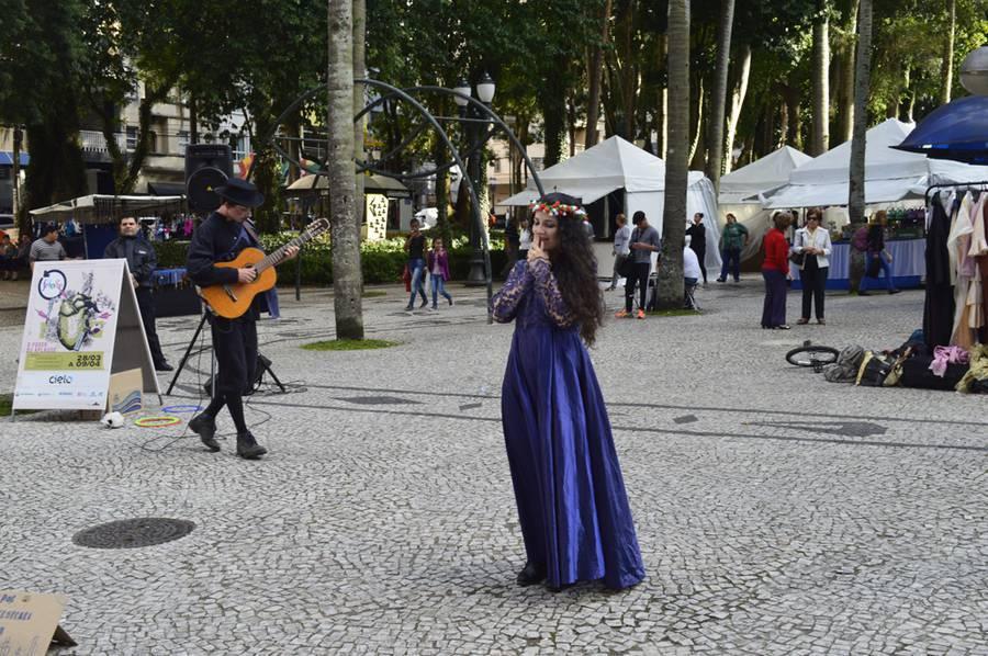 Parques, feiras e vilas gastrononimcas: locais incomuns viram palco no Festival de Curitiba